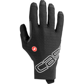 Castelli Unlimited Guantes Largos, black